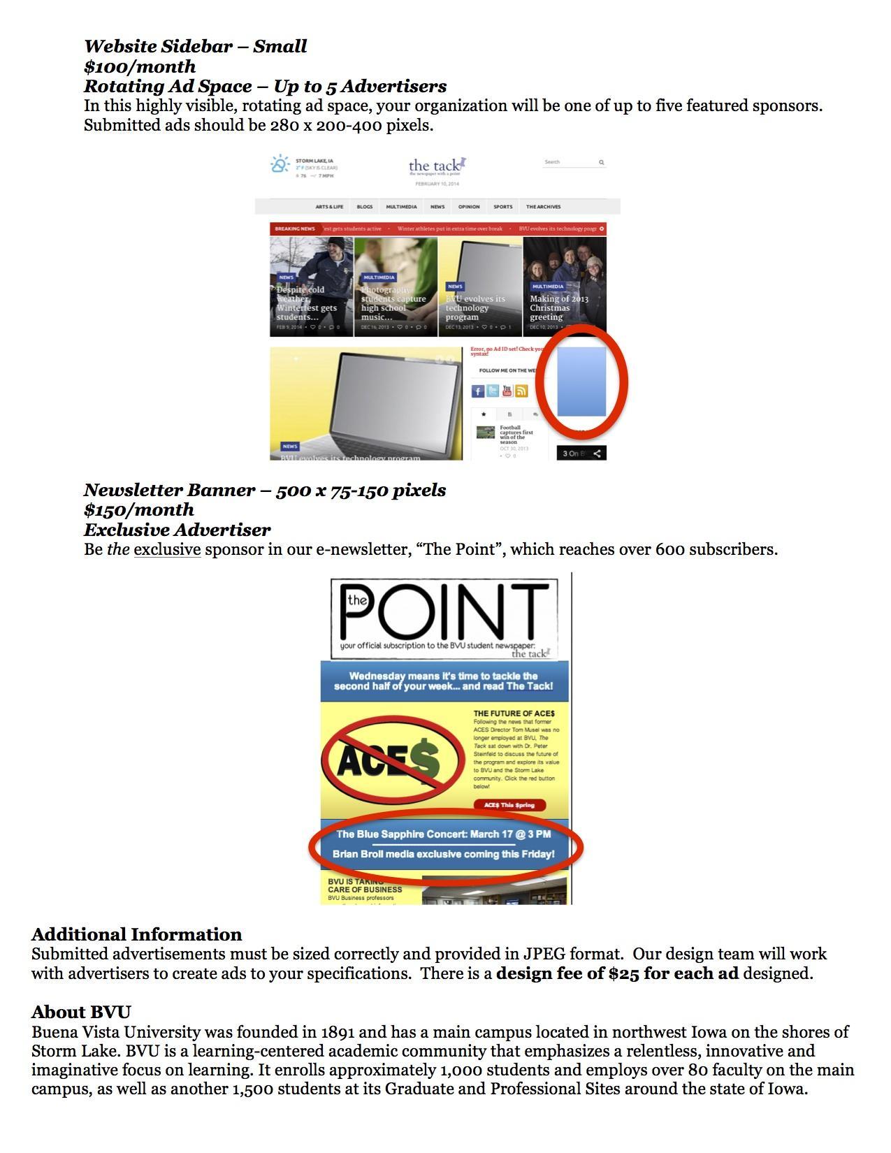 2014_Tack Advertising Info