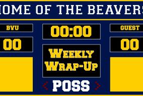 Scoreboard Weekly Wrap